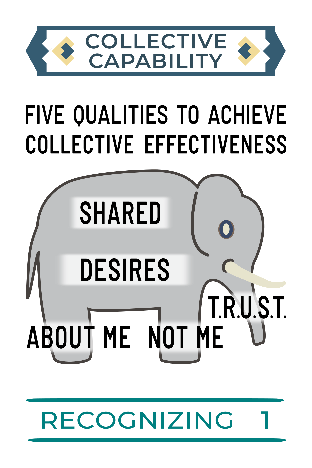 recognizing collective groups