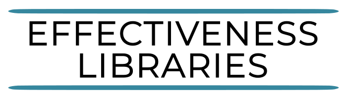 effectiveness libraries
